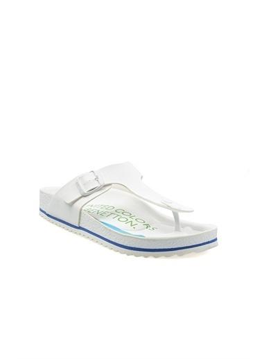 Benetton Terlik Beyaz